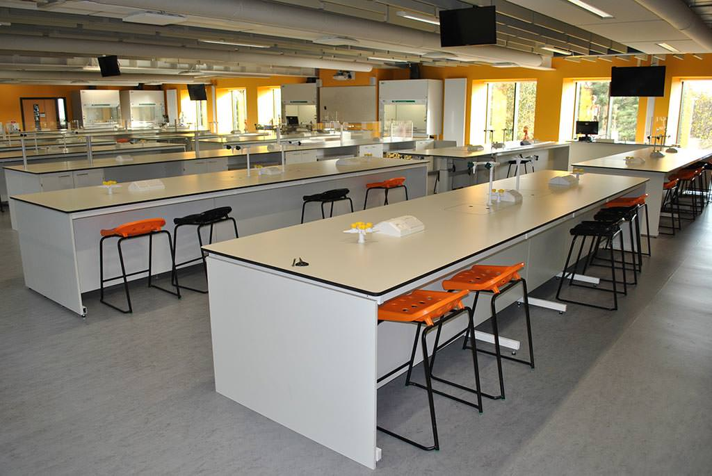 classroom project management by interfocus | design and build
