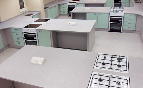 food technology classroom | school furniture solutions