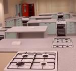 cromer academy food tech classroom