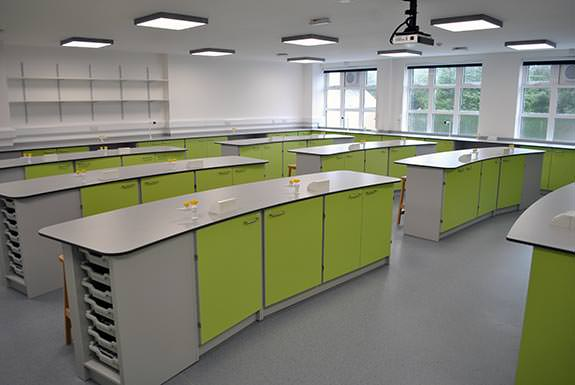 Modern Science Classroom ~ Science classrooms interfocus school laboratory furniture