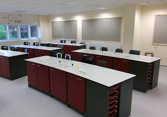 Classroom Furniture Design Standards ~ Science classrooms interfocus school laboratory furniture