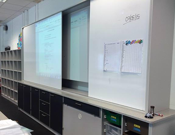 i wall teacher wall classroom furniture