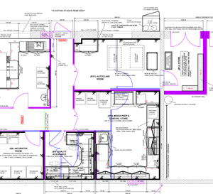 classroom design and planning in autodesk and revit