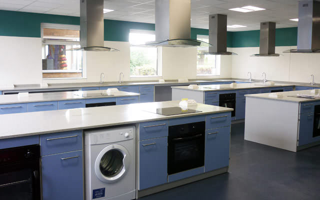 food technology classroom manufacture | InterFocus School Furniture Solutions