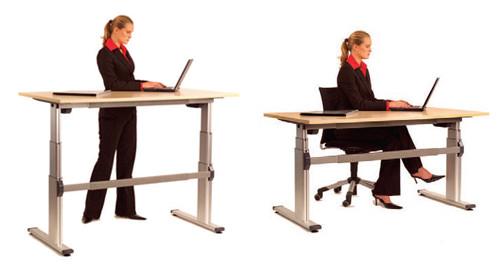 height adjustale tables