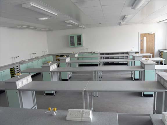 Lab 20 science classroom worktops